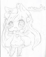 Gift-mewmelodii by Chibii-chii
