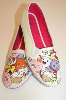 sweets shoes by felixartistixcouk