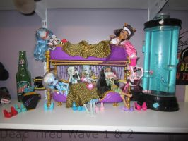Monster High Collection Update 4 by Childofwestwind
