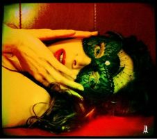 Beauty Behind the Mask? by Seraphina-Song