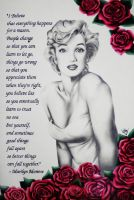 Marilyn Monroe by Andy813