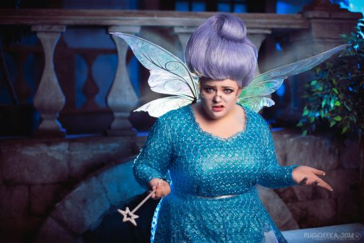 Fairy Godmother - Shrek by Pugoffka-sama