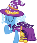 The Great and Fabulous Trixie by Jeatz-Axl