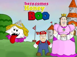 Here Comes Honey BOO! by zaymac