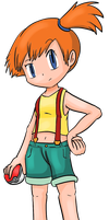 Misty by JuacoProductionsArts