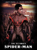 The Ultimate Spider-Man by Grimmby