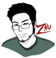 Zhu by CrimsonBlood-Z