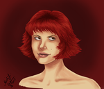 Xev Of B3K Red by CrystallineColey