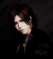 Aoi ... for Yuzu by mittilla