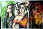 The Hunger games by WingsOfOwl