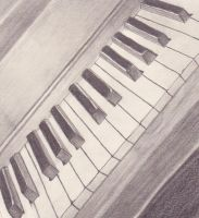 Piano Key's by LyonsGate