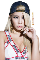 CL [2NE1] PNG 002 by Yourlonglostsister