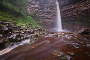 Hardraw waterfall by CharmingPhotography