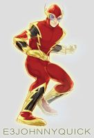 Earth3-Johnny Quick by onlyfuge