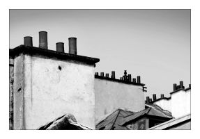 rooftops by dwinston