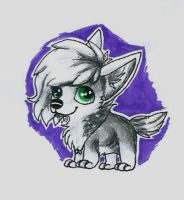 Rawey chibi by AuroraRaw