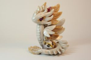 Elemental Air Dragon by ShaidySkyDesign