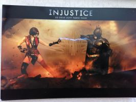 Injustice ! by LexiStrife