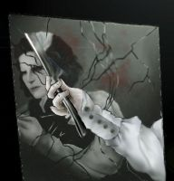 Shot_07 Sweeny Todd in mirror by Terrible-Doll