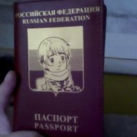 My Russia Wallet thing by SparkleUchiha