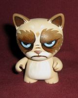 Grumpy Cat Micro-Trikky by ReverendBonobo