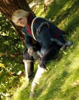 Hapsu Cosplay - Kristoff II by Hapsu-cosplay