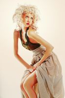 it's a PinUp print by photofenia