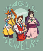Magic Jewelry by RoochArffer