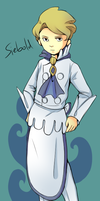 PKMN - Siebold by broccolistew