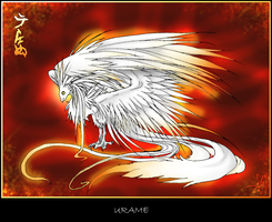 +The White Phoenix+ by akarui