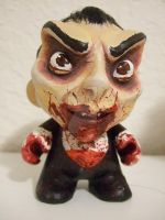 Classic Monster Munny: Drac by BananaFairy59