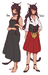 EE:: Outfits by Kaiet