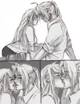 FMA Omake: It's Been a While ch2 p24 by roolph