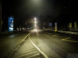 Nocturnal Street by 5haman0id