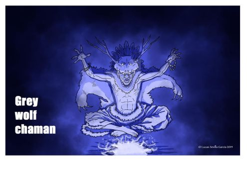 Chaman by Lucas-SG