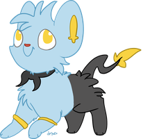 Shinx by derpato