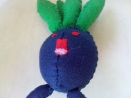 Oddish by mirageant