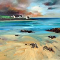 Tiree Shore by NaismithArt
