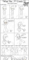 'What The' Comic 22 by TomBoy-Comics