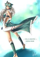 WILD KEEPER by nicetsukichi