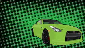 GTR R35 by JamesCassidy-Cooper