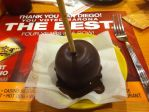 Chocolate covered    Apple! by RiseJackFrost