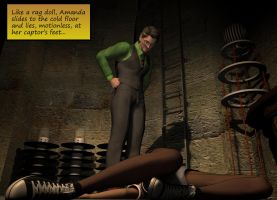 Amanda Jones in the Cellar 19 by Torqual3D