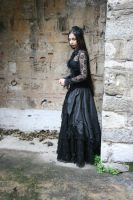 Gothic 1 by Harpist-Stock