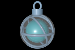 Gyroscope Ornament by Tespeon
