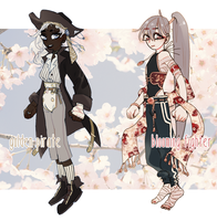 collab adopts with Ali{closed} auction by alchemanic