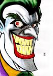 Joker Colored by nic011