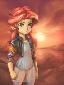 Sunset by mrs1989