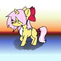 Draw To Adopt Pony Submission by nuvemallama