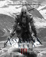 Assassin Creed 3 Poster # 2 by T3CHTHREAT